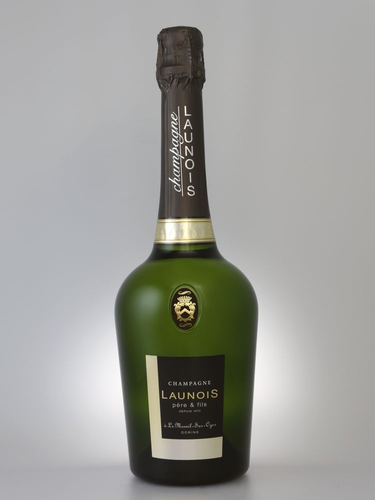Champagne launois millesime